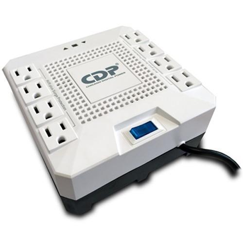 Regulador Cdp 1800v 1000w, 8 Contactos R-avrpro 1808