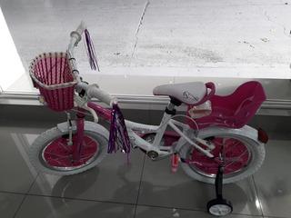 Bicicleta Niña Niño Rodado 16 Chevrolet Original Gm