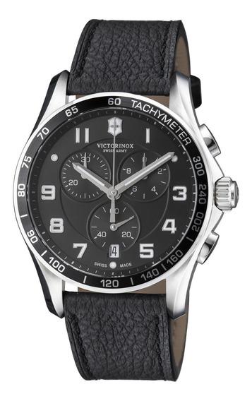 Relógio Masculino Victorinox 241651 Couro