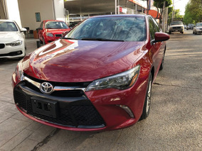 Toyota Camry 3.5 Xse V6 At 2017 Tinto 26000 Millas