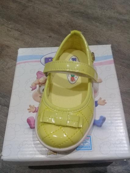 Sapatilha Infantil Pe Com Pe