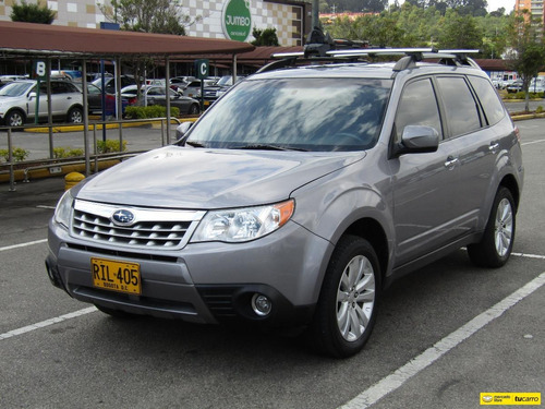 Subaru Forester 2.5 Xs Limited