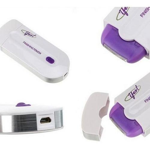 Depiladora Recargable Usb Sensor Luz Laser Removedor Vello 9 400 En Mercado Libre