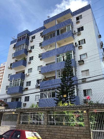 Apartamento Em Torre, Recife/pe De 85m² 3 Quartos Para Locação R$ 1.000,00/mes - Ap297163