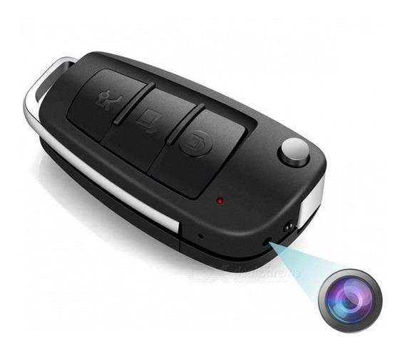 Chave Do Carro Sc820 Mini Com Câmera Escondida