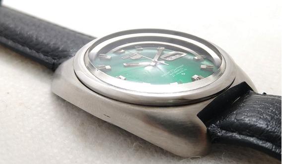Relógio Seiko 5 6119 De 1974 Raro. Lindo Perfeito De Coleção