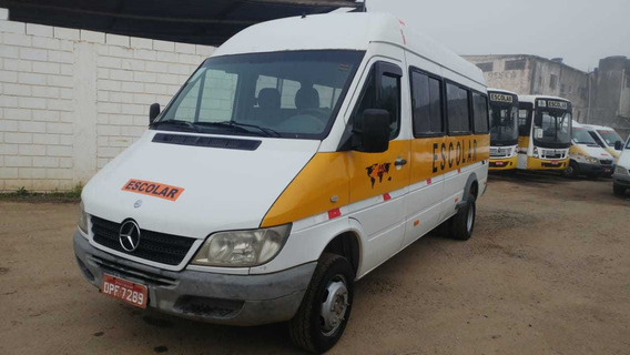 Mercedes-benz Sprinter 413 28 Lugares 2008 Escolar
