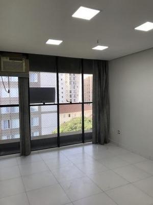 Sala Para Alugar, 38 M² Por R$ 450/mês - Vila Lídia - Campinas/sp - Sa0411