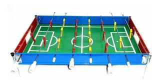 Metegol Metalico De Mesa Futbol De Mesa Niños Niñas Juguetes