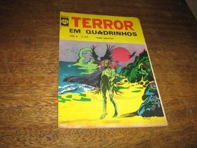 Terror Em Quadrinhos Nº 4 Ano 1972 Editora Maravilha