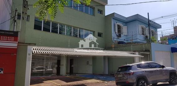 Prédio Comercial 4 Sala(s) C/ Loja Para Venda No Bairro Jardim Do Mar Em São Bernardo Do Campo - Sp - Pcl41