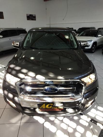 Ford Ranger Dupla Xlt 3.2 Die Aut 200 Cv Top Ud 3000 Km