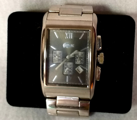 Relógio Lacoste Retangular - Original - 270,00