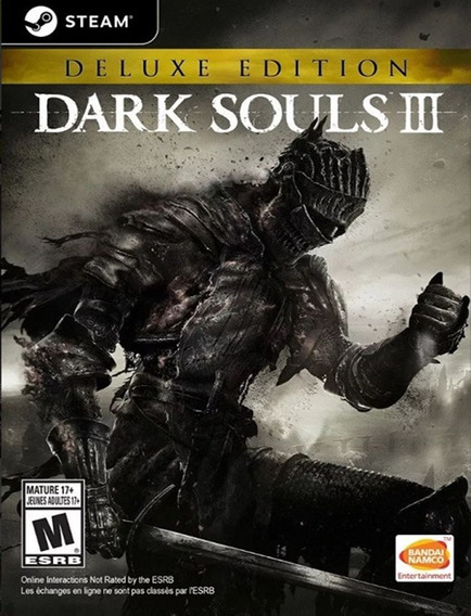 Dark Souls 3 Deluxe Edition Pc - 100% Original (steam Key)