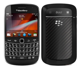 Blackberry Bold 9900 - 1.2 Ghz, 5mp, Wi-fi, 3g - De Vitrine