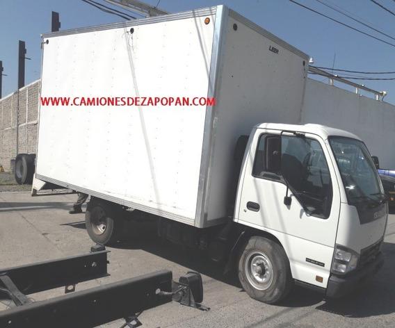 Camion Isuzu Elf100e Modelo 2016