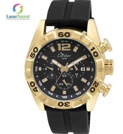Relógio Condor Masculino Covd33av/8p, C/ Garantia E Nf