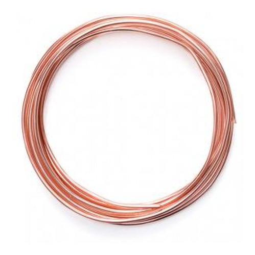 Imagem 1 de 2 de We R - Arame Na Cor Copper Para Ferramenta Happy Jig