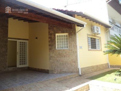 Casa Para Venda, 4 Dormitórios, Jardim Bela Vista Ii - Guaratinguetá - 1587
