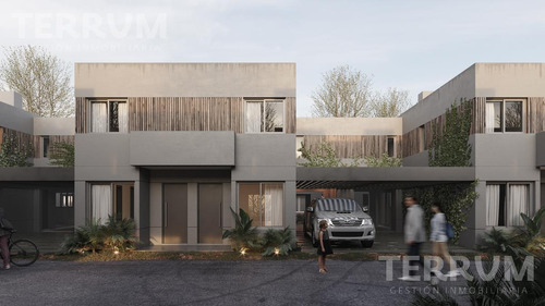 Venta Casa T/duplex :: Canning : Financiacion En Pesos : Complejo Cerrado