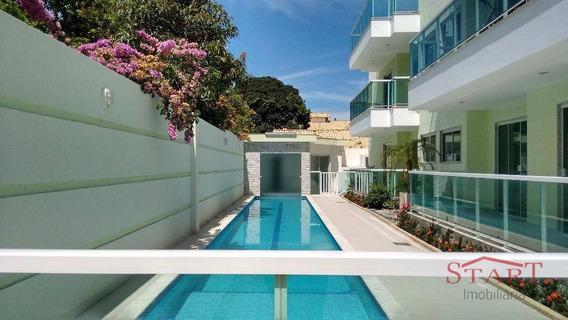 Apartamento Residencial À Venda, Palmeiras, Cabo Frio. - Ap0076