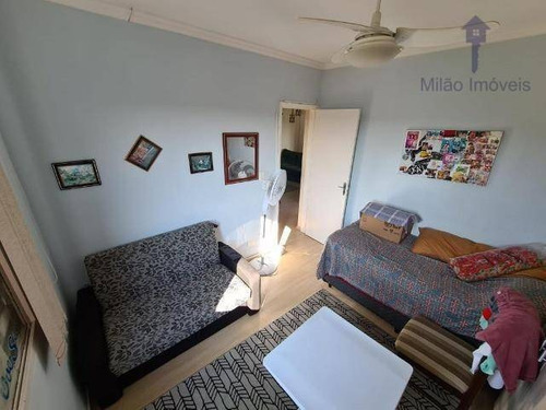 Imagem 1 de 16 de Apartamento Com 2 Dormitórios À Venda, 55 M² Por R$ 180.000 - Edifício Barão De Alfenas -vila Trujillo - Sorocaba/sp - Ap1495