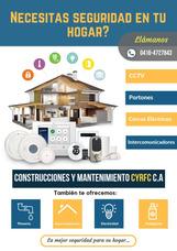 Reparación Portones-cercos Eléctricos. Fumigación Y Cámaras