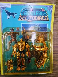 Muñeco Antiguo Los Caballeros Del Zodiaco Epsilon
