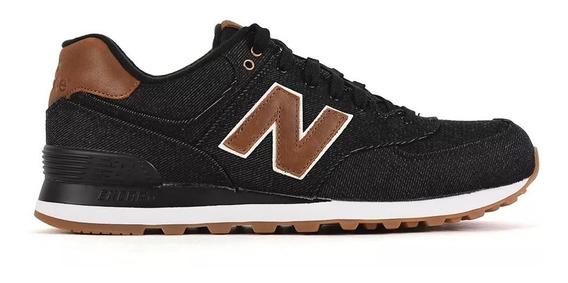 New Balance Zapatilla Lifestyle Hombre Ml574txa Negro