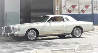 Chrysler Cordoba Dodge Thunderbird Mercury Rt Charger Dart