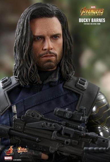 Hot Toys Avengers: Infinity War Mms509 Bucky Barnes 1/6