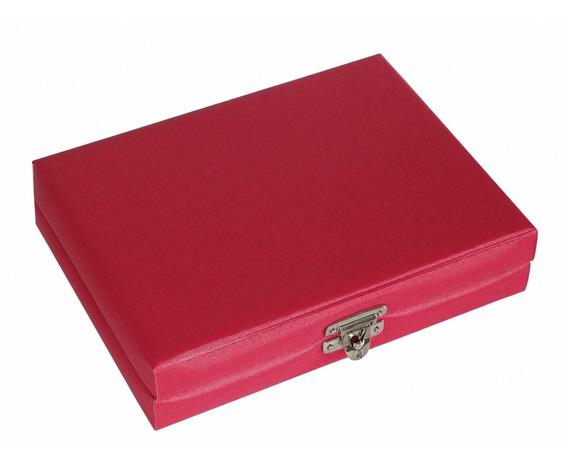 Álbum Maleta Menina Rosa Pink Para 80 Fotos 15x21