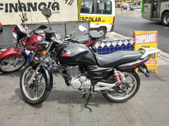Suzuki Gsr 150 I 2013entrada R$1500,00 12x 355,00 Cartao
