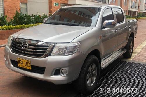 Toyota Hilux 4x4 2500cc Tdi Mt Aa Ab Abs Dh Fe