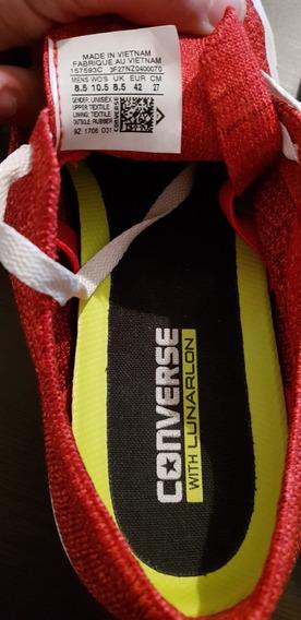 Zapatillas Converse Lunarlon Impecables