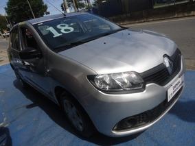 Renault Sandero 1.0 12v Authentic 4p