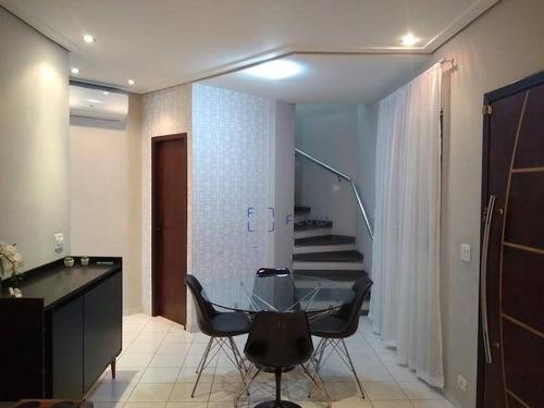 Casa 115m², 2 Dormitorios,  3 Vagas - Jabaquara - Ca1562