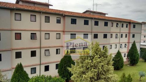 Imagem 1 de 14 de Apartamento Residencial À Venda, Parque João De Vasconcelos, Sumaré. - Ap0618