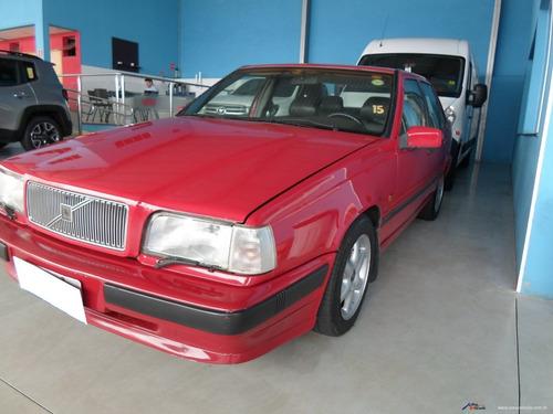Volvo 850 Glt 2.5 20v  1992/1992 Vermelho