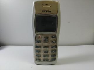 Celular Nokia 1100 Funcionando
