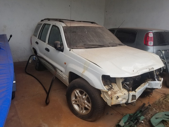 Jeep Grand Cherokee 4.7 Limited 5p 2000
