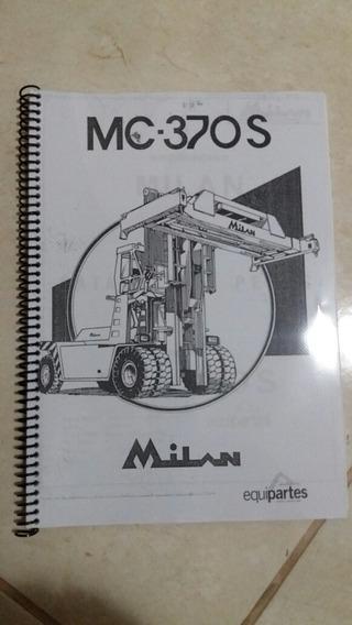 Catálogo Manual Milan