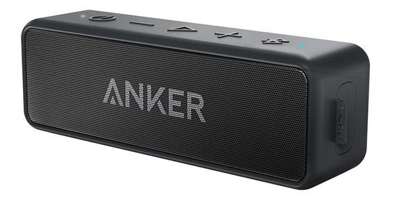 Caixa De Som Anker Soundcore 2 Bluetooth Portátil Original