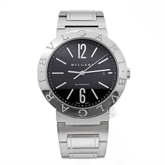 Bulgari Automatic Xl Black 2007 42mm