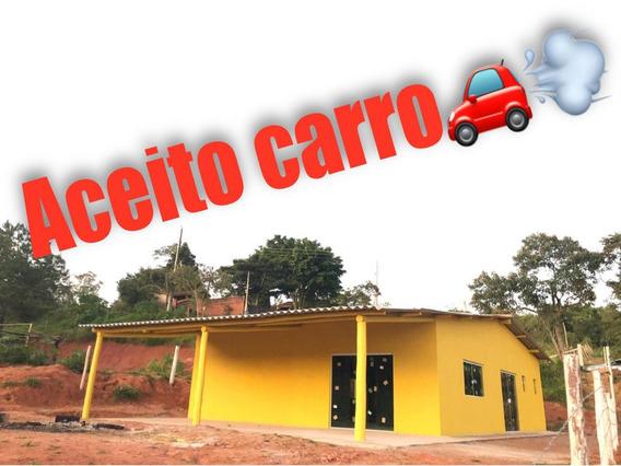 37- Vendo Casa E Aceito Carro Como Parte De Pagamento!