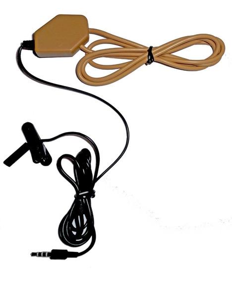 Só Colar Indutor Escuta Pra Ponto Eletronico D Ouvido Espião