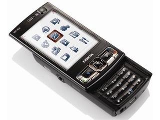 Nokia N95 8gb Gps 5mp Wifi Telefono Celular