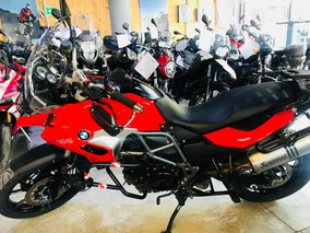 Motofeel Bmw F 700 Gs 2017 Equipada (financiamiento)