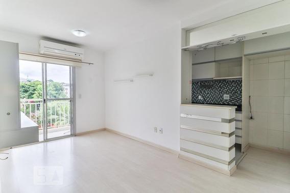 Apartamento Para Aluguel - Taquara, 2 Quartos, 53 - 893027141