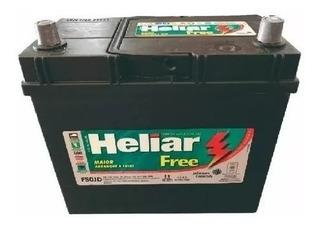 Bateria Heliar F50jd 12x50 Auto 50amp Honda Civic Crv Acord Rav4